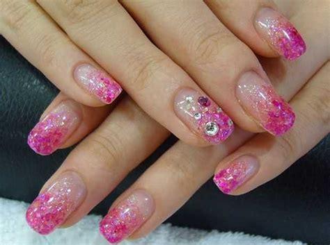 Nail Art With Glitter : Glitter Nail Art Design, Glitter Nails, Nail Art With Glitter