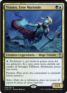 thrasios triton hero  commander  spoiler