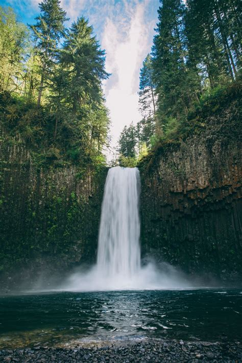 Waterfall Photo Hd by Exploring Abiqua Falls In Oregon Hd Photo By Mj Tangonan