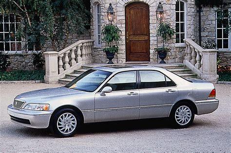 1996 04 acura rl consumer guide auto