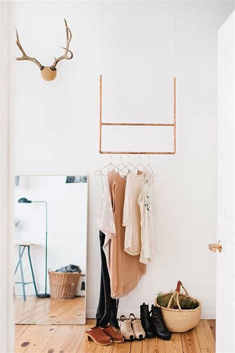 clothes racks  homes   closet space digsdigs