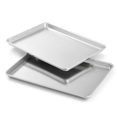 baking sheet cookie pan pack bread quarter aluminum sam club