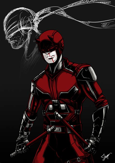 Daredevil Season 2 Wallpaper Daredevil Season 2 Fanart The Man Without Fear By