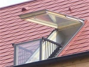 Dachfenster Mit Balkon Austritt : j frings gmbh bedachung dachfenster ~ Indierocktalk.com Haus und Dekorationen