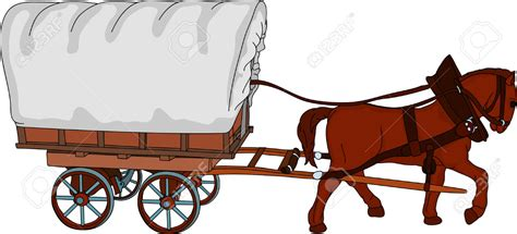 Wagon Clip by And Covered Wagon Clipart 20 Free Cliparts