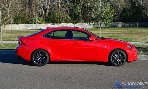 Lexus Is 200t F Sport Price by 2016 Lexus Is 200t F Sport The Lexus Is Gets Its Base