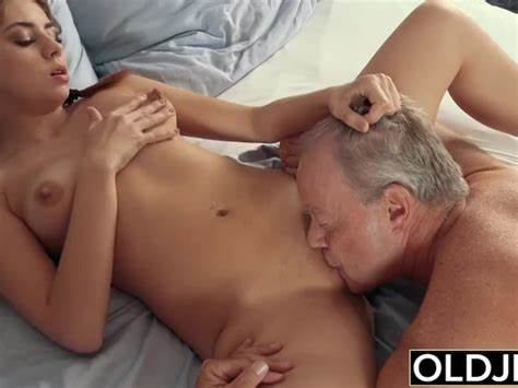 True Sweet And Her Grandpa Delicious Girlfriends Takes Guy Hand Her Crack And Eating His