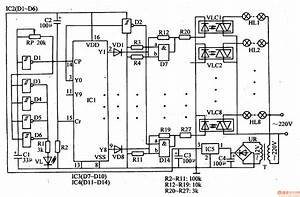 Illumination Controller  21  - Control Circuit