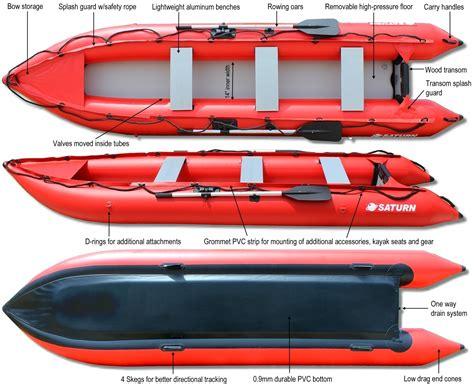Rib Boat Dimensions by 14 Kayak Boat Crossover Kaboat