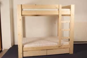 stapelbedden harry stapelbed blankhouten meubels