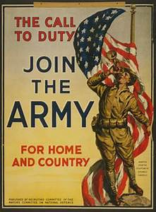 These Are The Powerful Posters That Got America Into WW1 ...