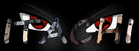 anime naruto itachi uchiha facebook cover fotos