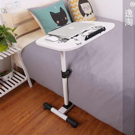 bedside table laptop desk laptop desk computer desk bed down easy movement of the