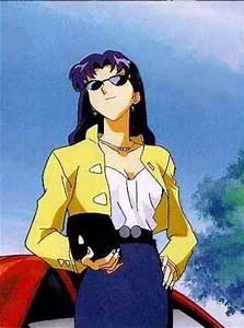 Misato Katsuragi Episode 26 version from Neon Genesis