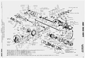 Chevy Silverado Front Wheel Bearing Diagram