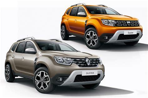 Dacia Duster 2 Vs Renault Duster 2
