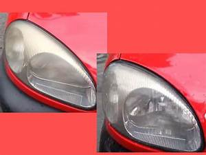 Phare Auto : nettoyer feux voiture dentifrice ~ Gottalentnigeria.com Avis de Voitures