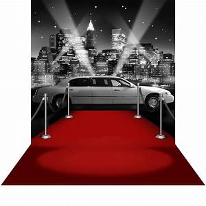 Photo hollywood red carpet theme party images night in for Car carpet png