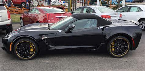 delivered  corvette  convertible cr