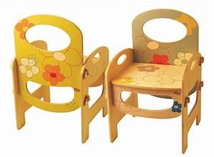 Sedia bambini legno arreda la cameretta, ma anche asili e scuole Dida