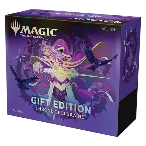 Add the following bots to your buddylist MTG - Magic: the Gathering : Throne of Eldraine Bundle Gift Edition :: New & Sealed Box ...