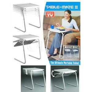 futon portatile portable mate tv dinner laptop tray adjustable folding