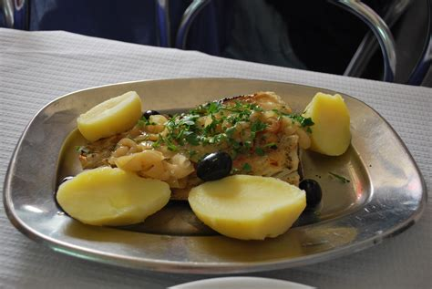 cuisine portugal bacalhau salted cod in lisbon portugal living