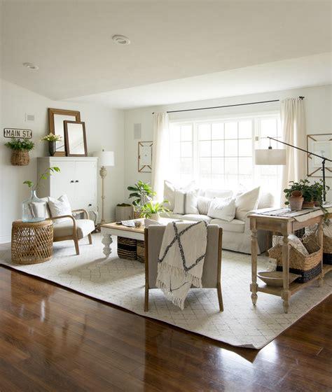 modern farmhouse interior design style guide grace in my
