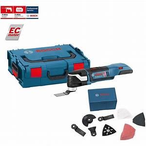 Outil Multifonction Bosch Pro : bosch gop 18 v ec professional outil seule outillage ~ Dailycaller-alerts.com Idées de Décoration