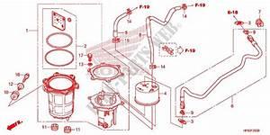 Fuel Tank  Fuel Pump For Honda Fourtrax 420 Rancher 4x4