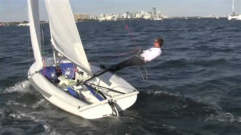 470 sailing