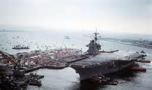 USS Saratoga Desert Storm