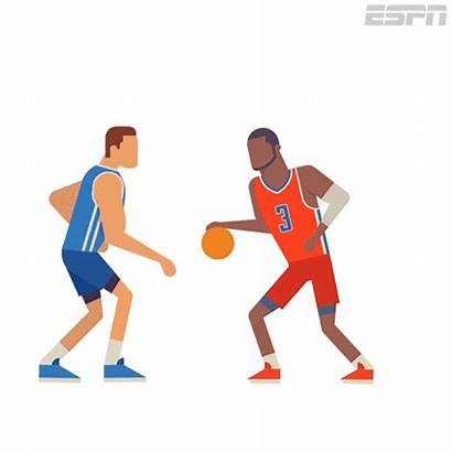 Basketball Nba Animated Gifs Espn Players Paul