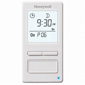 Honeywell Programmable Light Switch Timers  Automatic