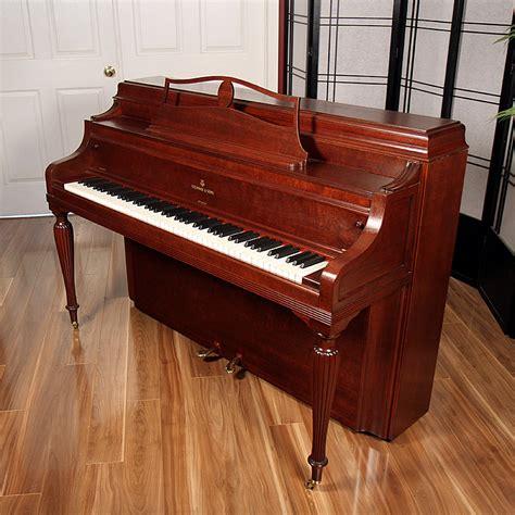 steinway console lindeblad piano restoration