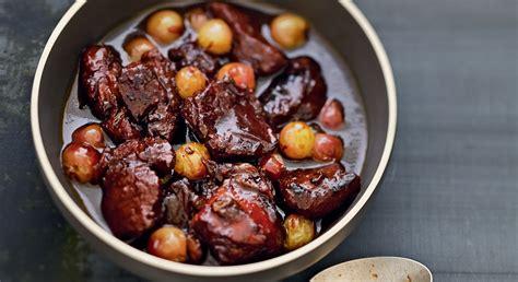 cuisiner une joue de boeuf joue de boeuf au vin touche d asie prima