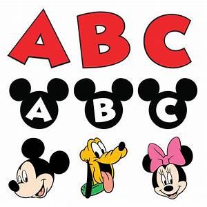 Disney® Mickey Font