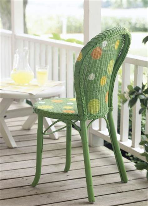 painting ideas for outdoor furniture and decoration in
