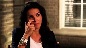 Conversation with Angie Harmon |Rizzoli & Isles | TNT ...