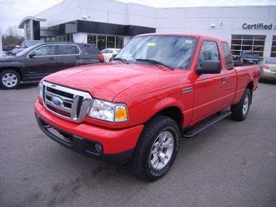 buy   ford ranger xlt extended cab   cyl