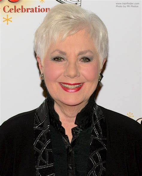 years  shirley jones practical pixie hairstyle