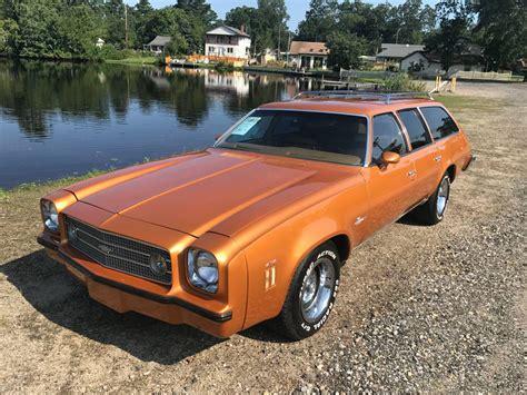 1973 Chevrolet Sport by Bangshift Sport Wagon A Laguna Nosed Big Block 1973