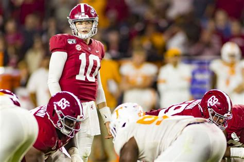 Alabama kickoff time at Tennessee announced - al.com