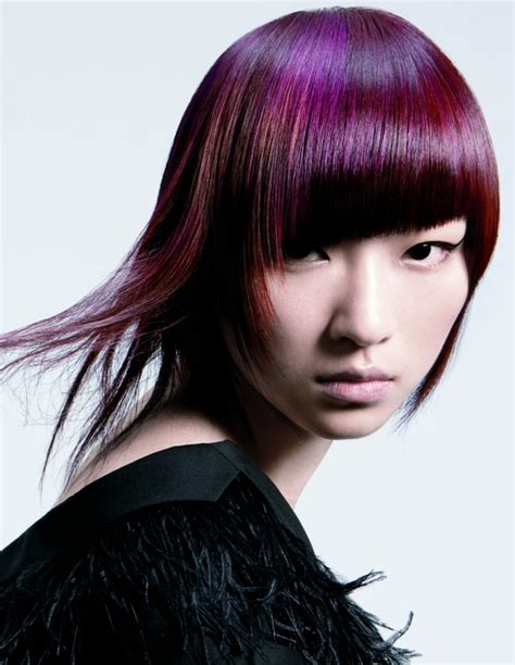 Hair Dye Colours For Hair by Hair Color Trends We For Winter 2013 Empress Luxury