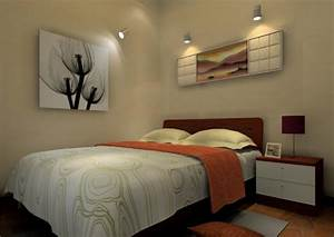 Bedroom Wall Lamps in 3D | 3D House