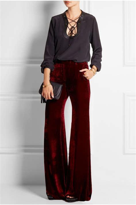 25+ best Velvet pants ideas on Pinterest