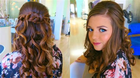 wedding hair makeup trial bridal hairstyle