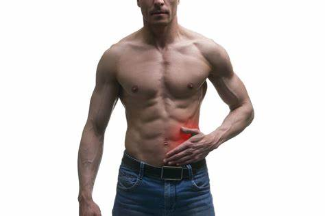 After all, it hurts, and the location feels a little too specific to be nothing. Causes and Treatment of Lower Left Abdominal Pain in Men- Charlies