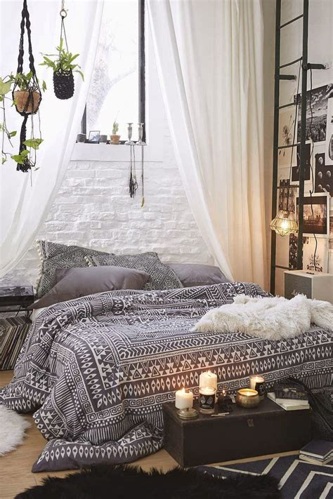 authentic bohemian bedroom design ideas decoration love