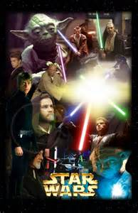 Star Wars Last Jedi Movie Poster